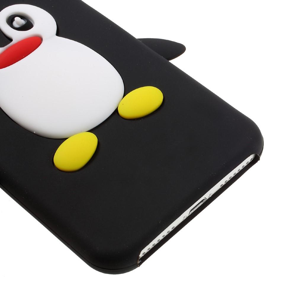 coque iphone 6 3d pinguin