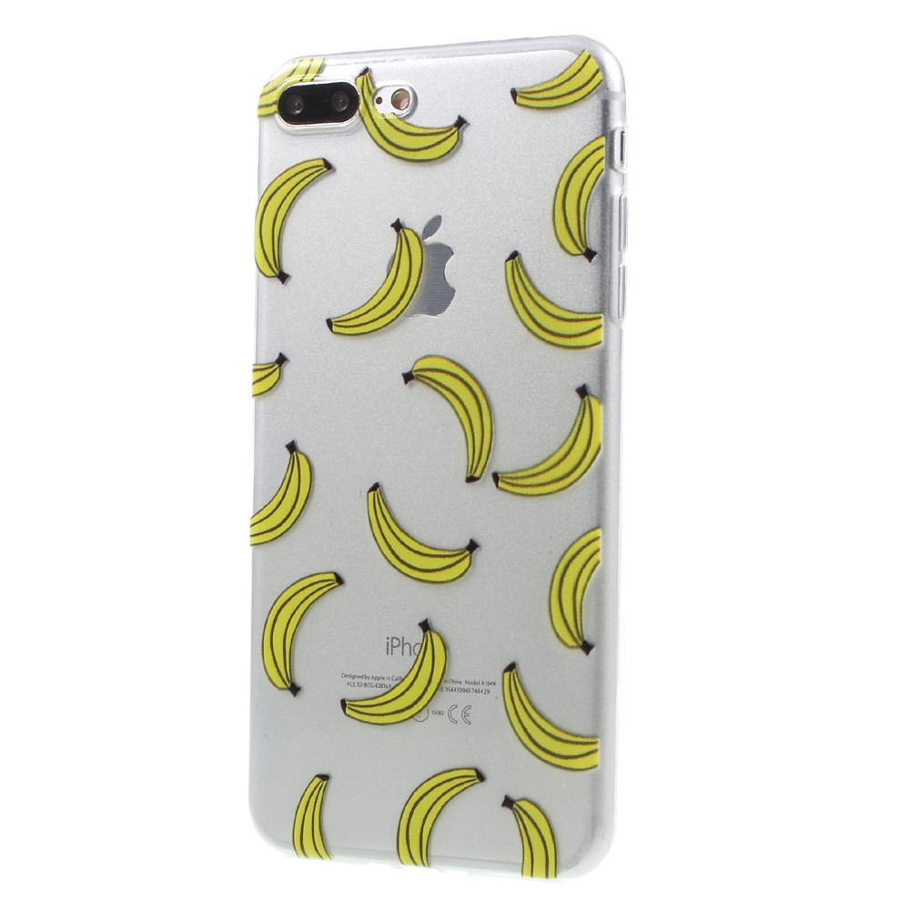 coque iphone 7 plus banane