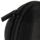 Boîte de rangement pour oreillettes de protection boîte à oreilles - Noir_