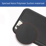 Coque Anti-Gravité Selfie mains libres Housse noire iPhone 7 Plus 8 Plus Coque nano_