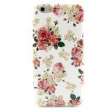 Coque iPhone 6 6s classique rose floral rose rose_