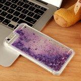 Coque en TPU Glitter Coque iPhone 6 6s 7 8 SE 2020 - Violet_