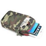 Housse universelle pour téléphone antichoc pour mobile - Army Camouflage Green_