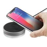 Spigen Essential chemin de charge sans fil F306W iPhone - 10W Noir_