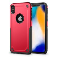 Coque de protection ProArmor Coque iPhone XS Max - Rouge