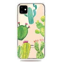 Coque iPhone 11 Coque Flexible Gai Flexible TPU - Transparente