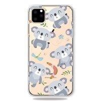 Coque en TPU Sweet Flexible Koala Case iPhone 11 Pro - Transparente