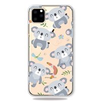 Coque Flexible Flexible Koala pour iPhone 11 Pro Max TPU - Transparente