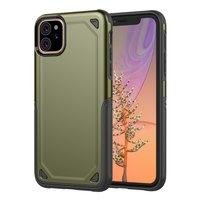 Coque de protection ProArmor pour iPhone 11 - Armée verte