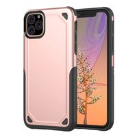 Coque de protection ProArmor Coque iPhone 11 Pro Max - Or rose - rose