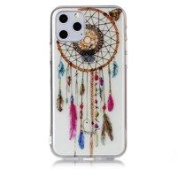 Dreamcatcher Mandala Web Beads Color Spiritual Case Case TPU iPhone 11 Pro - Transparent