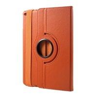 Housse de protection en cuir synthétique 360 ° Twist - iPad 2017 2018 - Orange