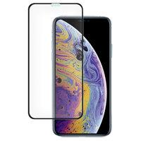 Protecteur en Verre Trempé iPhone 11 Pro plein écran - Protection Noire