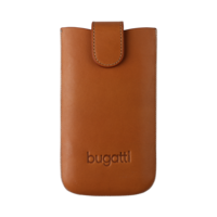 Bugatti York Sleeve Universal Cover Insert Cover Belt - Cognac
