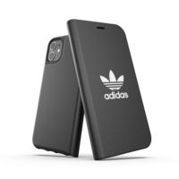 Étui à Rabat pour Booklet Case adidas iPhone 11 - Noir