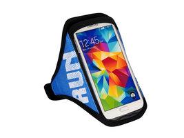 Sportband jogging smartphone universel en cours d'exécution - Bleu
