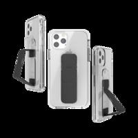 Étui antichute CLCKR pour iPhone 11 Pro - Noir transparent