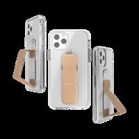 Étui antidérapant CLCKR pour iPhone 11 Pro - Or rose transparent