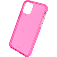 Coque Antichoc Gear4 Crystal Palace Neon pour iPhone 11 Pro - Rose