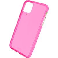 Coque Gear4 Crystal Palace Neon Antichoc iPhone 11 Pro Max - Rose