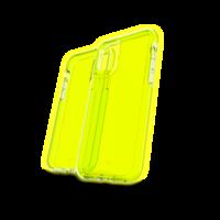 Étui antichoc Gear4 Crystal Palace Neon pour iPhone 11 Pro - Jaune