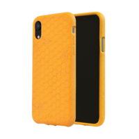 Coque Pela Eco respectueuse de l'environnement Coque biodégradable iPhone 11 - Honey Bee Yellow