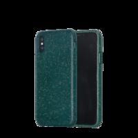 Étui de protection biodégradable écologique Pela Eco pour iPhone 11 Pro - Vert