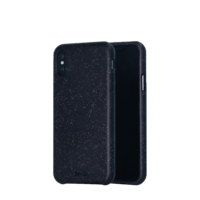 Étui de protection biodégradable Pela Eco pour iPhone 11 Pro Max - Noir