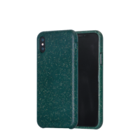 Étui de protection biodégradable Pela Eco pour iPhone 11 Pro Max - Vert