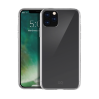 Coque TPU Xqisit Flexible Case iPhone 11 Pro Max - Transparente