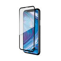 Protection d'écran en verre THOR FS avec applicateur pour iPhone XR et 11 - Noir