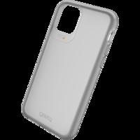 Coque Gear4 Hampton Housse de protection transparente iPhone 11 Pro - Gris clair