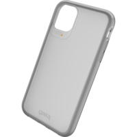Housse Gear4 Hampton Housse de protection transparente iPhone 11 - Gris clair