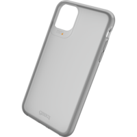 Coque Gear4 Hampton Coque de protection transparente iPhone 11 Pro Max - Gris clair