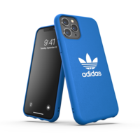 Coque iPhone 11 Pro adidas Molded Case Basic - Bleue