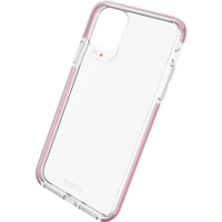Étui Gear4 Piccadilly Protection iPhone 11 Pro Max - transparent or rose or