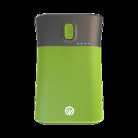 iFrogz Golite Traveler Powerbank batterie lampe de poche universelle 2 USB - Vert