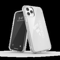 Étui de protection adidas grand logo performance iPhone 11 Pro - Transparent