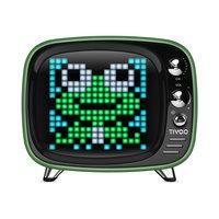 Divoom Tivoo enceinte compacte Bluetooth Pixel Art LED - Vert
