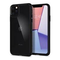 Coque Spigen Case Hardcase TPU Bumper iPhone 11 Pro - Noire