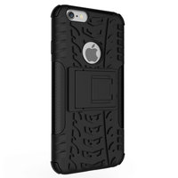 Coque iPhone 6 6s Antichoc Protection Sleeve - Noire