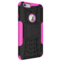 Coque de protection antichoc iPhone 6 6s - Rose