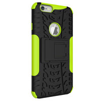Coque de protection antichoc iPhone 6 6s - Vert