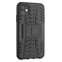 Coque de protection antichoc iPhone 11 - Noire