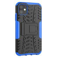 Coque de protection antichoc pour iPhone 11 - Bleu