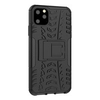 Coque de protection antichoc iPhone 11 Pro Max - Noire