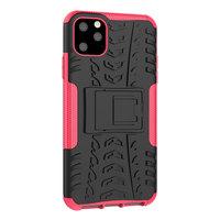 Coque de protection antichoc iPhone 11 Pro Max - Or rose