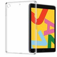 Housse TPU iPad 10.2 pouces - Transparent Clear