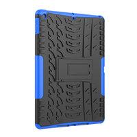 Béquille en plastique TPU pour iPad 10,2 pouces - Bleu