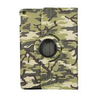 Étui de protection standard à 360 degrés avec rotation en similicuir pour iPad 10,2 pouces - Vert clair